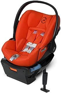 Cybex Cloud Q SensorSafe Infant Car Seat in Autumn Gold