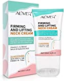 Neck Cream,Neck Firming Cream with 2 in 1 Roller Massage, Anti Aging Moisturizer for Neck &...