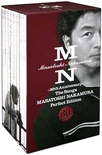 中村雅俊パーフェクトCD BOX