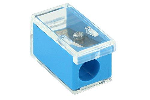 KUM AZ102.22.19-B - Kleiner Behälterspitzer Micro K1 B, blau, 1 Stück