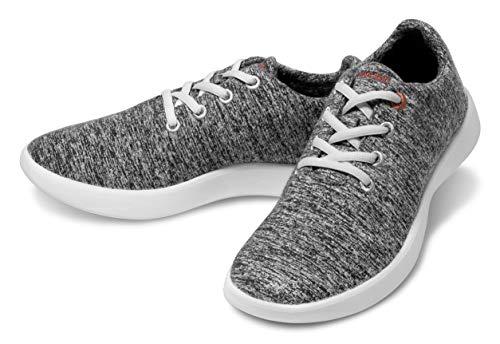 LeMouton Classic Unisex Wool Shoes | Men Women Fashion Sneakers | Comfortable Lightweight Casual...