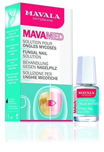 Behandlung Mavala Nail Antimykotische Wirkung (5 ml)