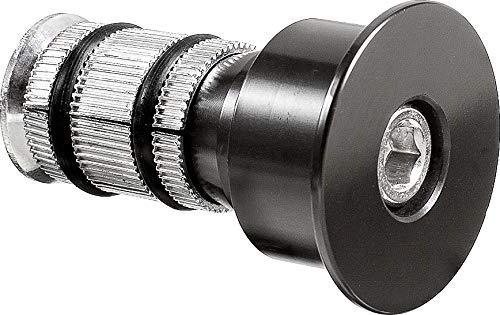 ergotec Adapter  Lenkerklemm Für Rückspiegel M-88, schwarz-sand, 05378001