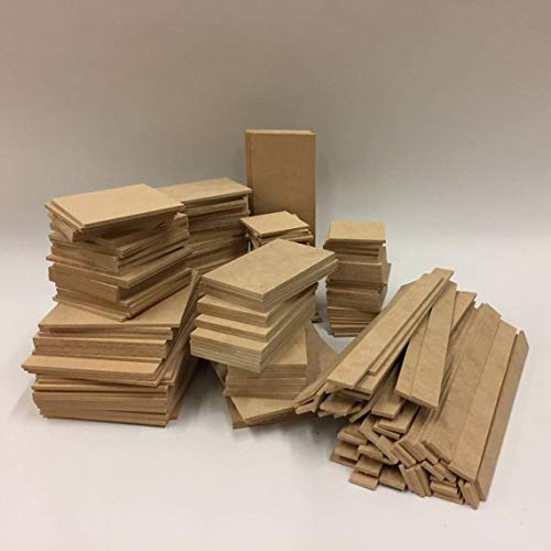On sale! 3MM MDF off-cuts - Large FR Box - perfect or lasers or crafting