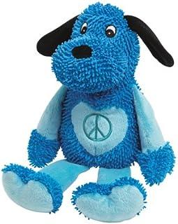 Zanies Moppy Peace Party Dog Toy, Dog, 11-Inch