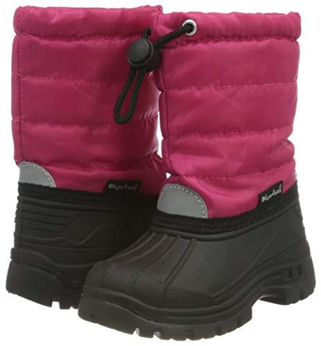 Playshoes Winterstiefel für Kinder mit Warmfutter, Pink - 8