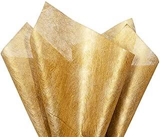 Antique Gold Silken Fabric Sheets 20