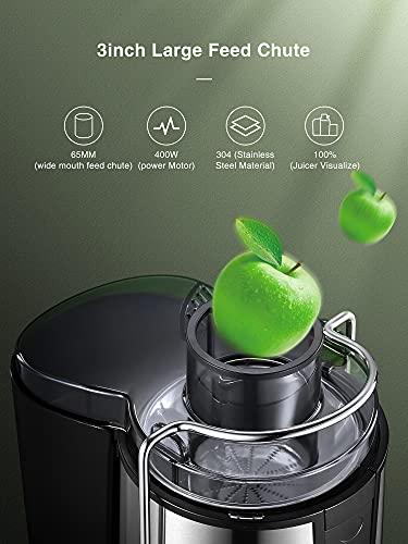 Licuadoras Para Verduras y Frutas, Amplio