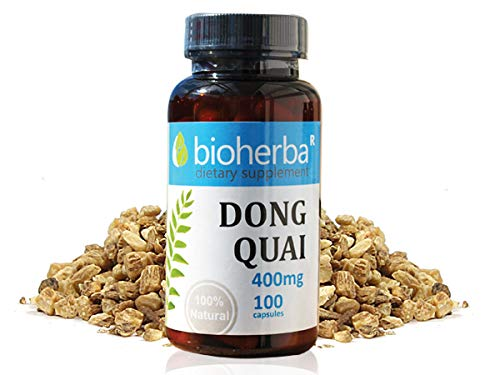 Dong Quai/Frauen Ginseng /, 100 Caps. 400mg