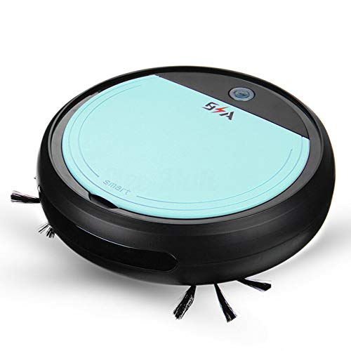 Why Choose 7-in-1 Smart Rechargeable Auto Sweeping Robot Vacuum Cleaner 3200PA Strong Suction USB Ch...
