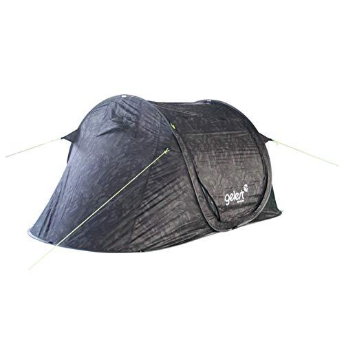 Gelert Unisex Quick Pitch 2 Person Tent Adventure Camo One Size