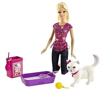 Barbie Potty Training Blissa Barbie Fashion Doll and Pet Playset