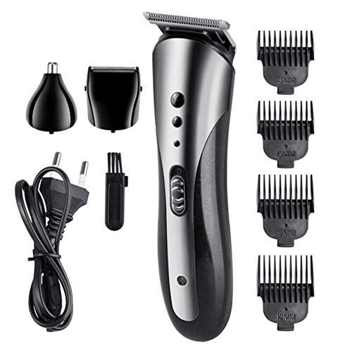 Draadloze Tondeuse Voor Mannen Professional Hair Trimmer Kit Oplaadbare Head Shaver Voor Beard, Hoofd, Lichaam Rechargeable