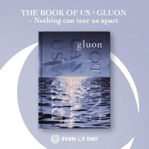 Book Of Us : Gluon - Nothing Can Tear Us Apart