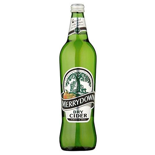 Merrydown Dry Cider 750ml (Packung mit 6 x 750 ml)