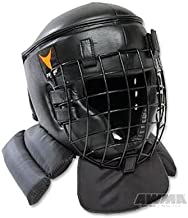 Pro Force Thunder Padded Combat Head Guard w/Face Cage