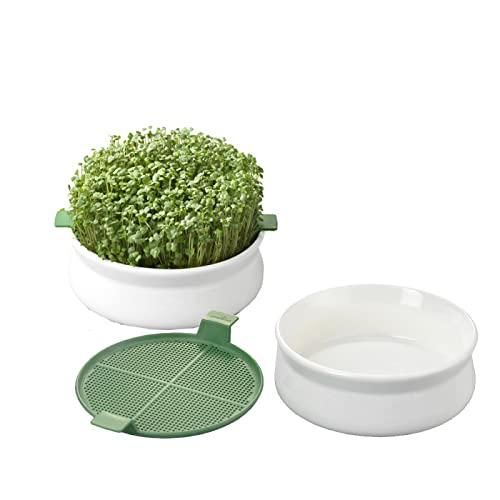 Germline - Germoir - Coupelle de germination - lot de 2