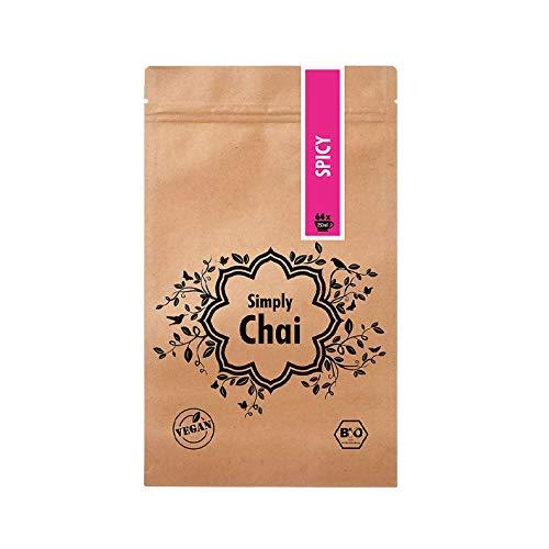 Simply Chai Bio Spicy, Kraftpapierbeutel 1000g