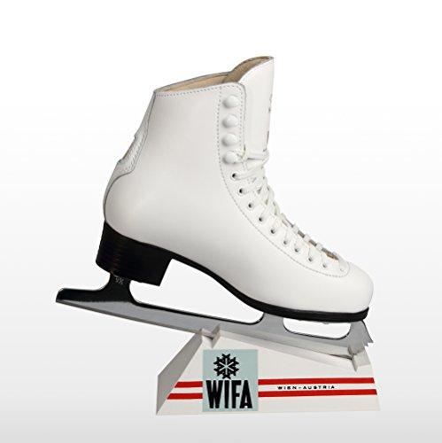 WIFA Eislaufschuhe Prima Hobby Weiß Damen (41)