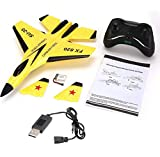 SU-35 RC Remote Channel Remote Control Airplane, RC Plane Drone with 2.4GHZ 2CH Control Flying Paper Aircraft Toys Indoors & Outdoors Easy to Fly Best Gift for Adults and Children