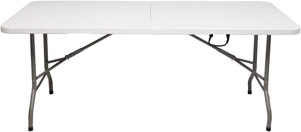 Onlyou Folding Table Portland Mall Branded goods Portable Lightweight Camping Height