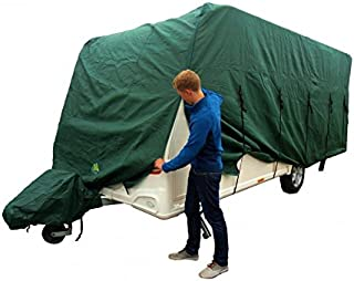 Leisurewize Swift Lifestyle 4FB 3-PLY Universal Caravan Cover 21-23ft