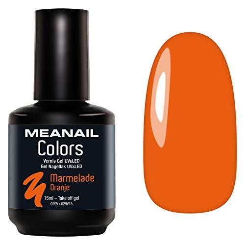 Vernis semi-permanent Colors Compatible lampe sche-ongles UV/LED - Gel polish pour manucure et pŽdicure long lasting - _ Cruelty free MŽanail Paris