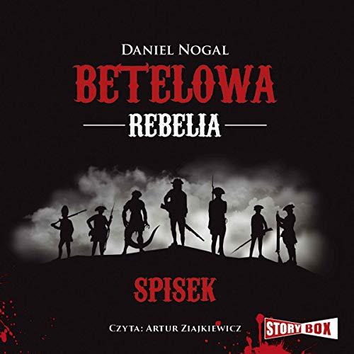 Betelowa rebelia audiobook cover art