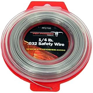 Best stainless steel safety wire Reviews