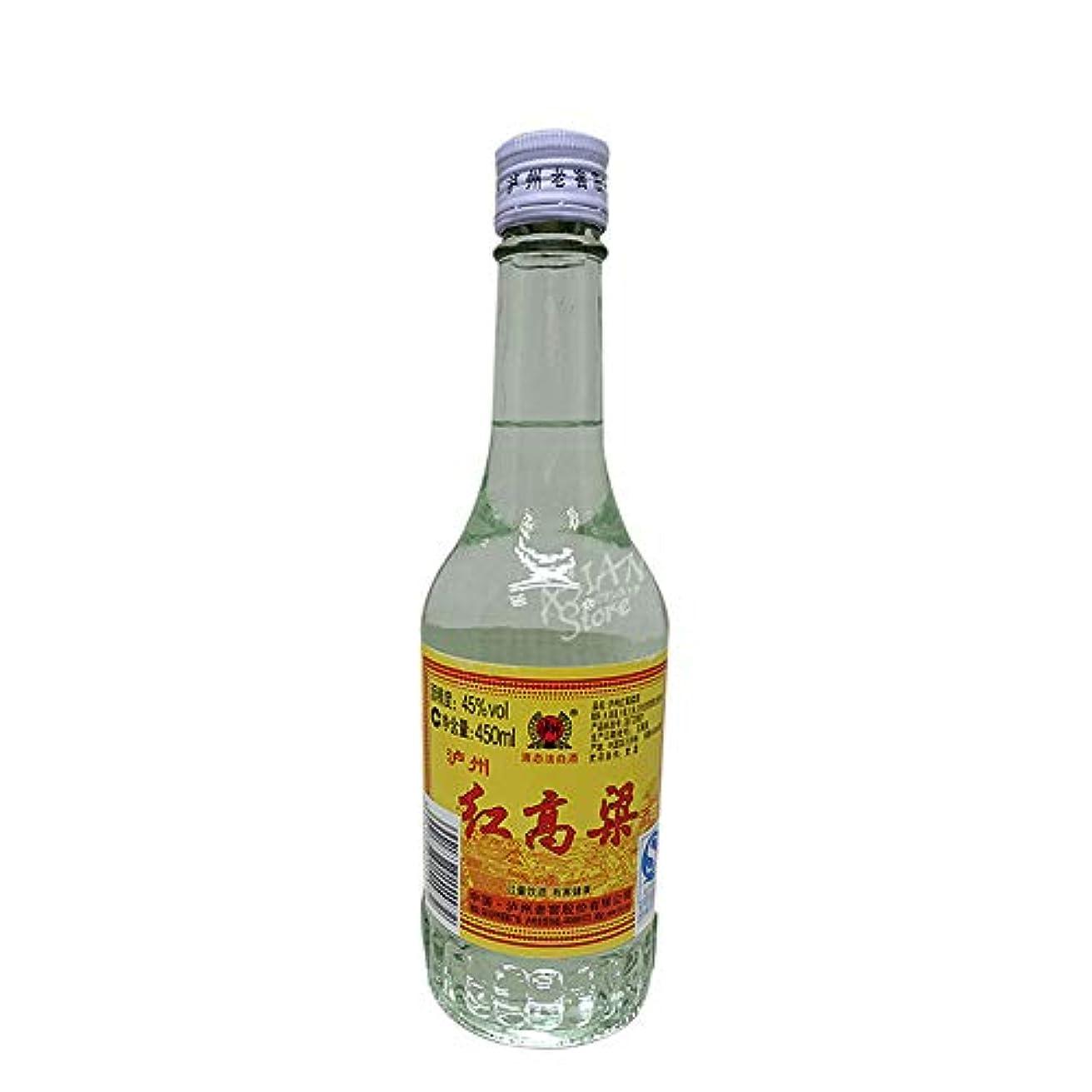 年金上げる理由泸州 紅高粱酒450ml
