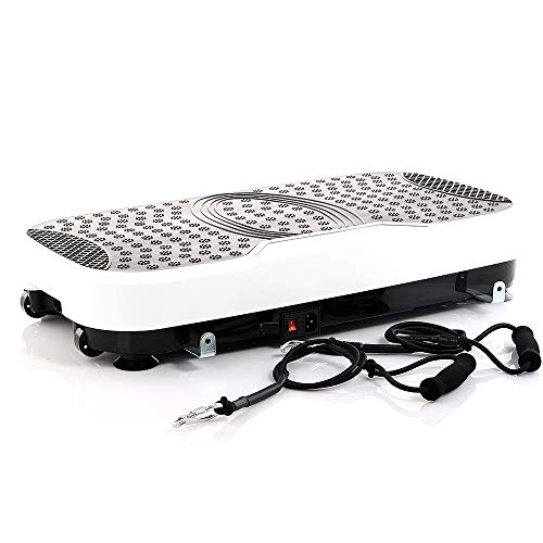 Smak Fitness Vibrationsplatte Massage Vitaplatte Hometrainer Platte Robofit kompakt