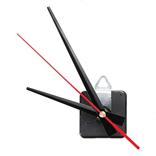 KUNSE 20Mm Cuarzo Reloj Silencioso Movimiento Mecanismo Módulo DIY Hora Minuto Segundo Sin Batería