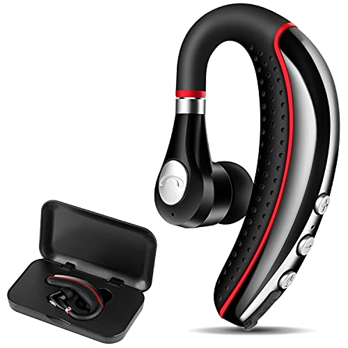 Bluetooth Headset V5.0,Wireless Blu…