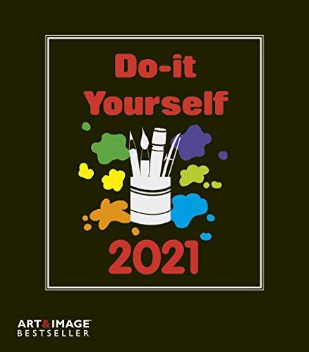 Do-it Yourself schwarz 2021 A&I - Bastelkalender - DIY - 21x24