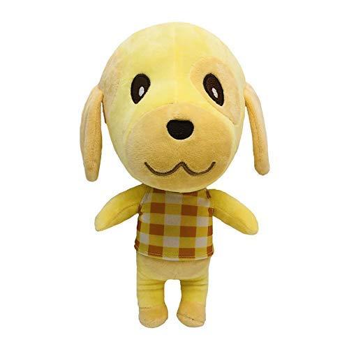 Animal Crossing Juguetes de Peluche Animal Crossing Felpa de Dibujos Animados Toy Raymond Gratuito obsequiará Amiibo Tarjeta de la muñeca Kk Isabelle Juguetes de Peluche WTZ012