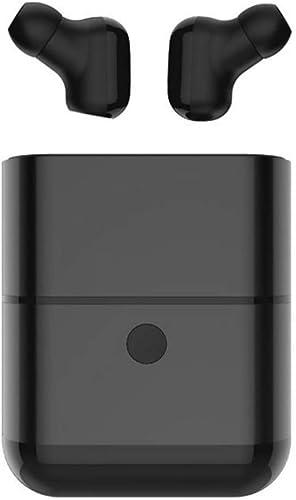 ZYSRJ écouteurs bleutooth, écouteurs bleutooth écouteurs sans Fil bleutooth écouteurs Intra-Auriculaires bleutooth V5.0 Hi-FI, écouteurs à réduction de Bruit Cas de Charge de 1600 mAh