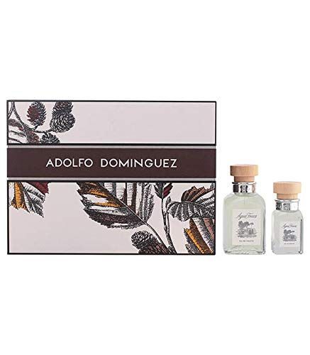 Adolfo Dominguez Agua Fresca Edt Vapo 120ml + Edt Vapo 30ml Womens nieuwe parfum