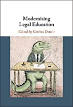 Modernising Legal Education (English Edition)