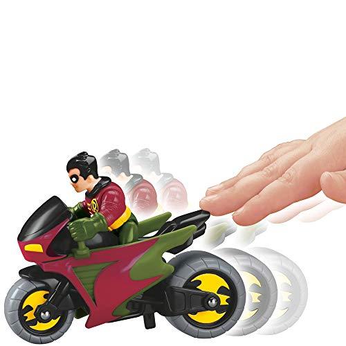 Mattel Batman–p8087–Figur–Imaginext–Batman–Robin und Runde