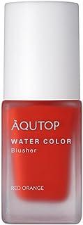 AQUTOP Water Color Blusher Red Orange (10ml)