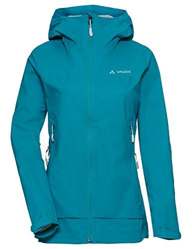 VAUDE Damen Women's Simony 2, 5L Jacket II Jacke, Alpine Lake, 38