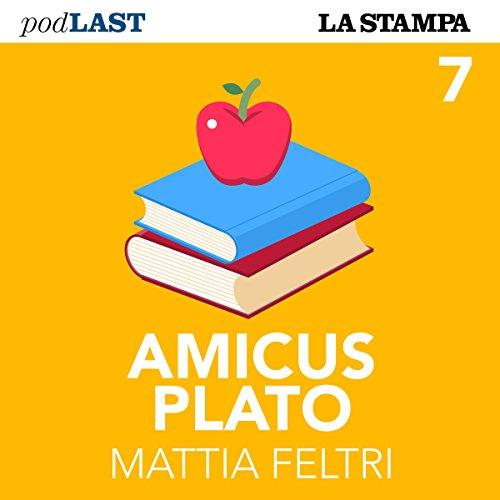 La forza di Simone (Amicus Plato 7) audiobook cover art
