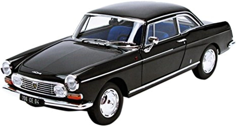 marcas en línea venta barata Norev Norev Norev NV184778 Peugeot 404 Coupe 'Negro 1967 uno y dieciocho Camino Auto  ahorra 50% -75% de descuento