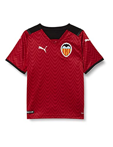 Puma - Valencia Temporada 2021/22 Camiseta Segunda Equipación, Unisex