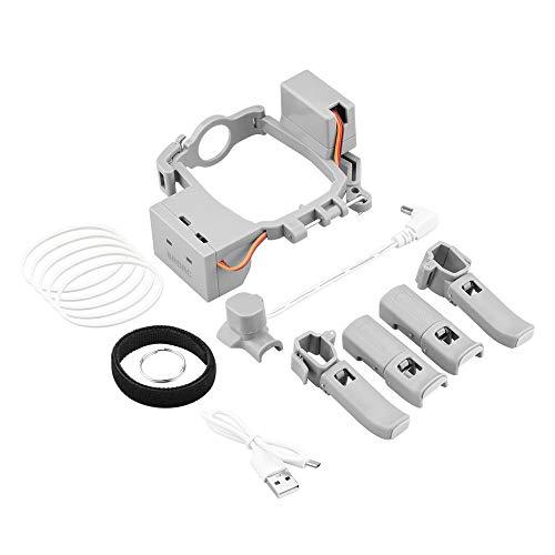 UKtrade 2020 El más nuevo lanzador de carga útil de suministro de aire gotero dispositivo de montaje compatible con DJI MAVIC AIR 2