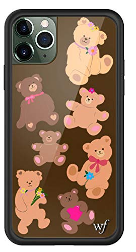 Wildflower Limited Edition Cases Compatible with iPhone 11 Pro (Bear-y Cute)
