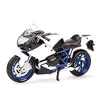 に適用する1:18 R1200GS 2017 S1000RRHP2スポーツスタティックダイキャストビークルコレクタブルホビーモーターサイクルモデルおもちゃ ダイキャストモデルモーターサイクル (Color : 3)