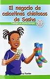 El negocio de Calcetines Chistosos de Sasha: Trabajar al mismo tiempo (Sasha's Silly Sock Business: Working at the Same Time): Trabajar Al Mismo ... Real/ Computer Science for the Real World)