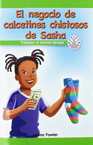 El negocio de Calcetines Chistosos de Sasha: Trabajar al mismo tiempo (Sasha