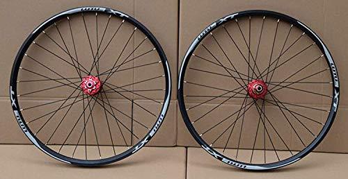 Juego de ruedas de bicicleta de montaña, 26 27,5 29 pulgada